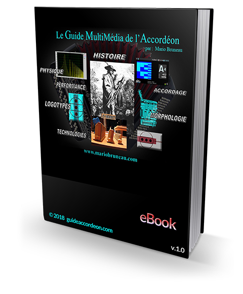 eBook de l'accordéon