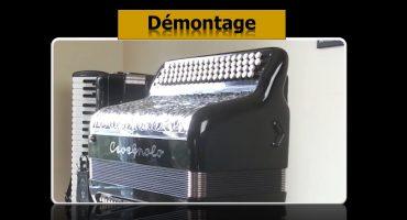 Réparation d'un accordéon