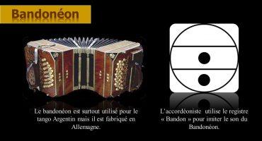 L'histoire du bandonéon