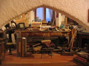 Musée de l'accordéon Castelfidardo