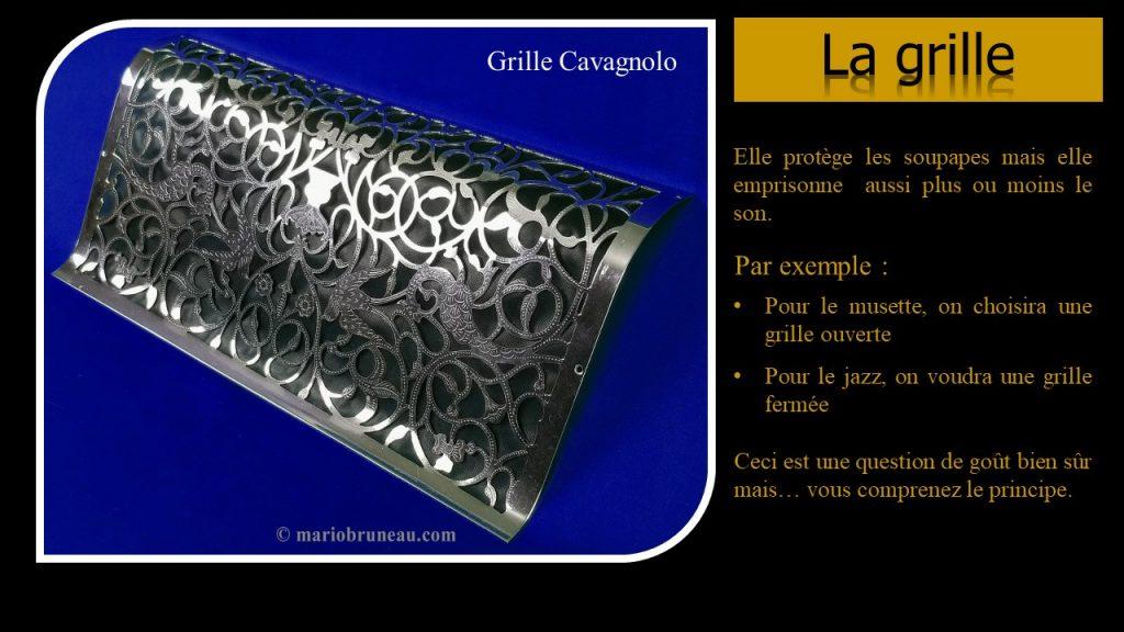 Grille Cavagnolo