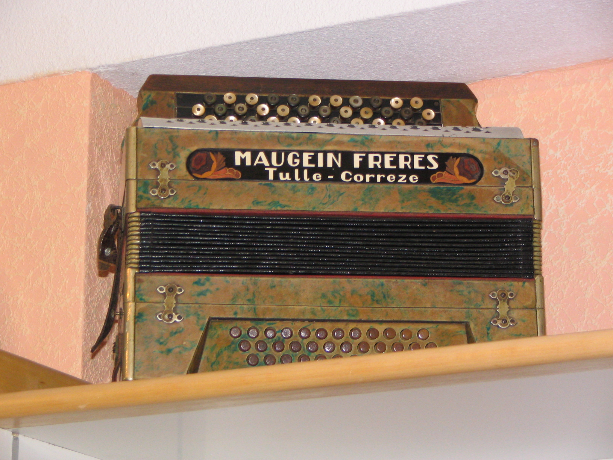 Accordéon Maugein