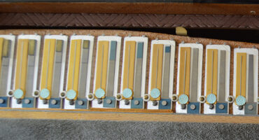 Sommier des accordéons Cavagnolo